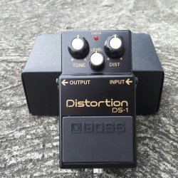 Boss Ds-1 Distortion Pedal 40th Anniversary Limited Edition (New)