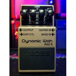 Boss Dynamic Wah AW-3 (Used/Secondhand)