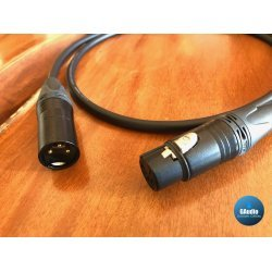Mogami Neglex 2549 Gold XLR  Microphone Cable